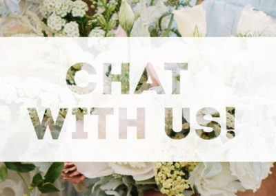 Lucky Day Events Company // Southern California Wedding Planners