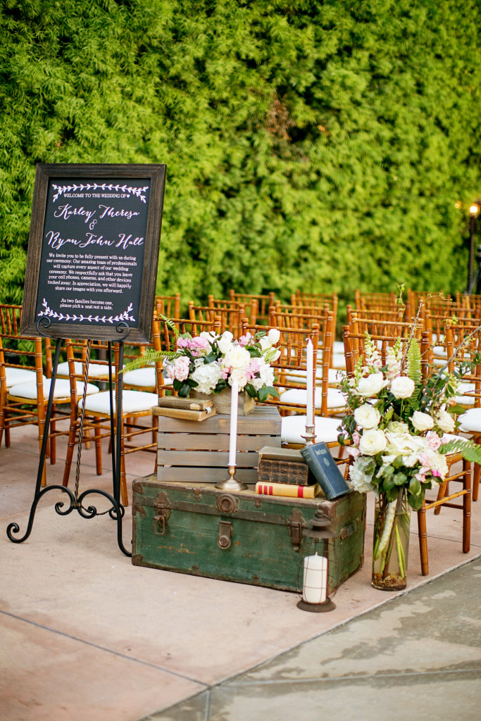 DIY Vintage Wedding // San Juan Capistrano Wedding // Chard Photography, Lucky Day Events Company