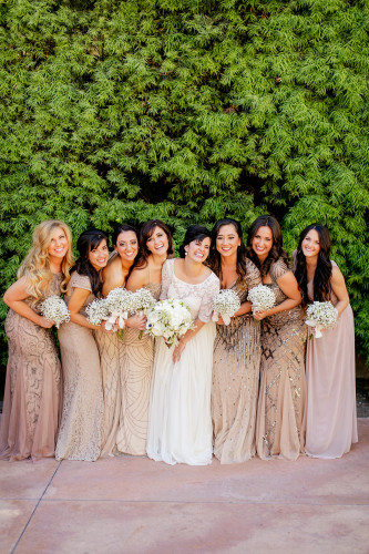 Adriana Pappell Bridesmaid Dresses