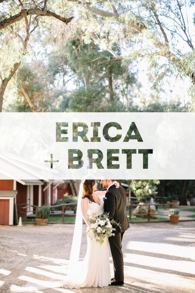Gallery Erica + Brett // Lucky Day Events Co. // Southern California Wedding Planners
