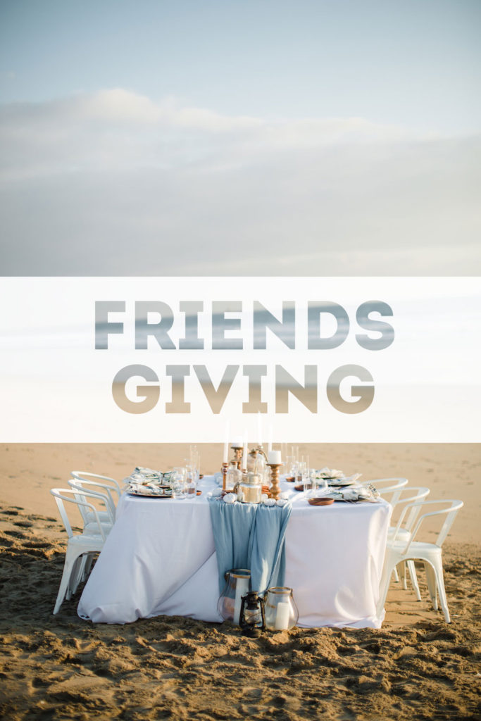 Gallery of Friendsgiving at the Beach // Seal Beach // Gallery of Mindy + Jeb's Citrus La Quinta Wedding // Desert // Lucky Day Events Co. // Southern California Wedding Planners