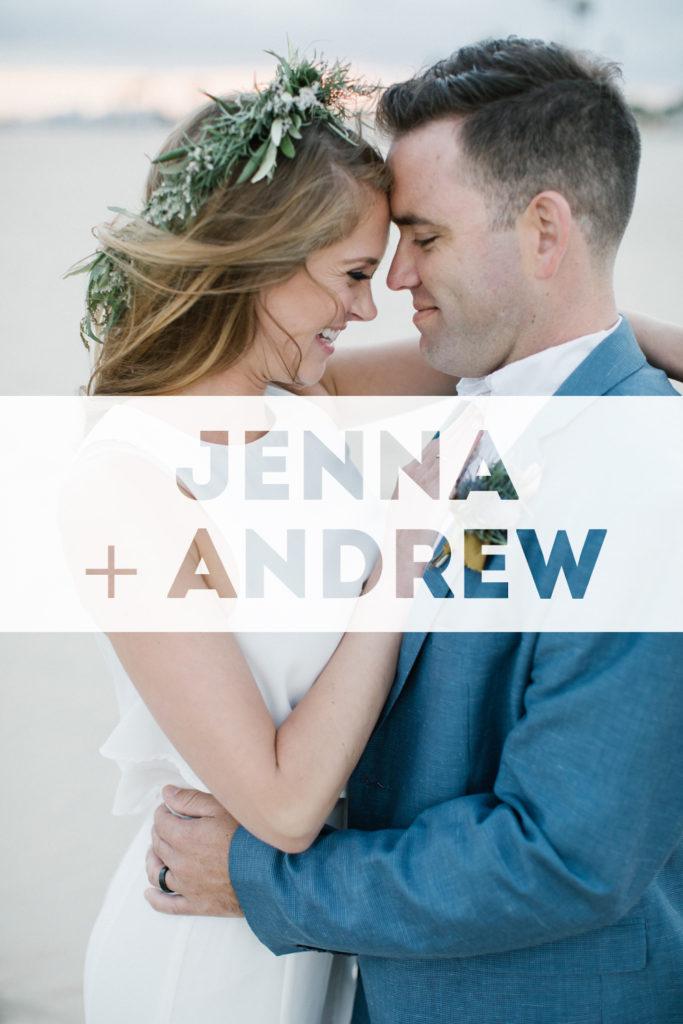 San Diego Beachside Wedding // Romantic Beach Wedding // Vintage // Lucky Day Events Co. // SD Wedding // Loews // Aaron Young Photography