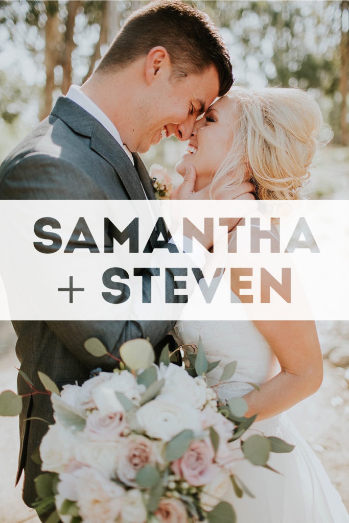 Gallery Samantha + Steven