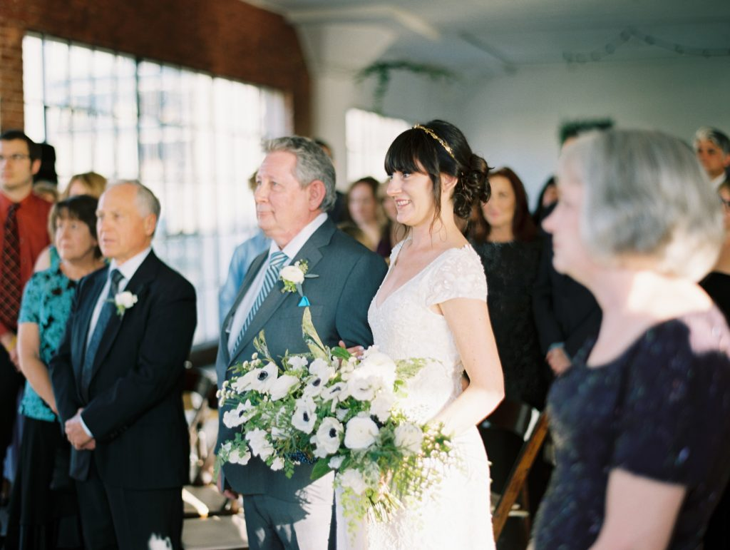 Downtown Los Angeles Wedding // Lucky Day Events Co. // Gregory Ross Photography