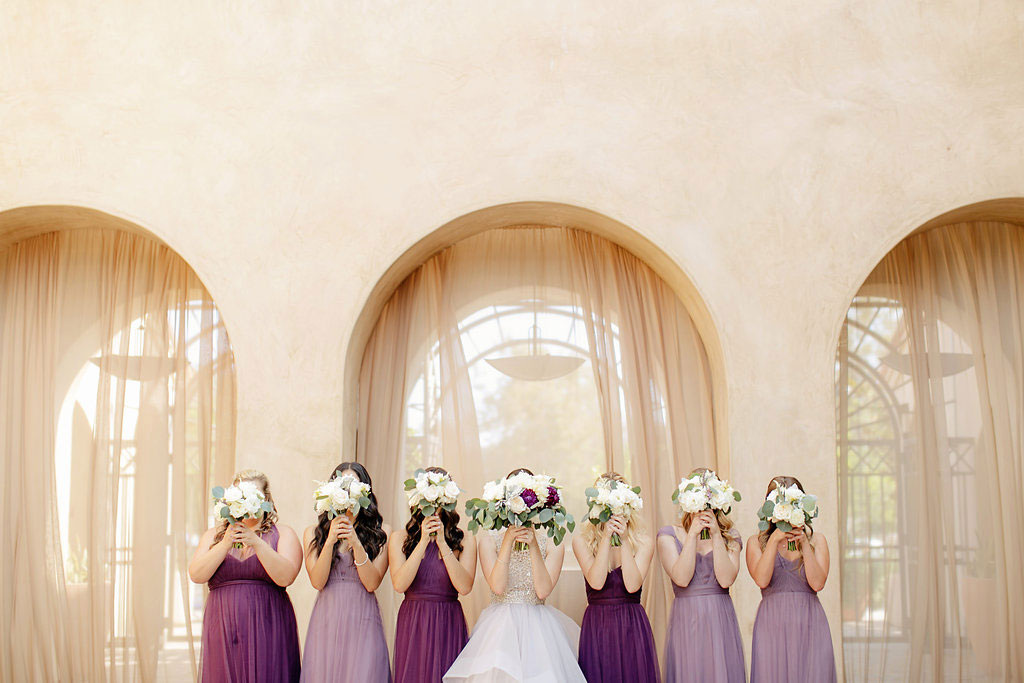 Lilac Orange County Wedding at Serra Plaza Orange County
