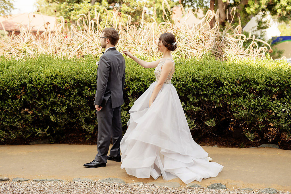 Samantha + Kent // Serra Plaza Wedding // Chard Photography // Lucky Day Events Co.