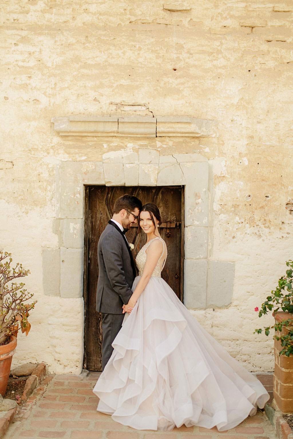 Hayley Paige Lilac Dori Gown in Serra Plaza Wedding