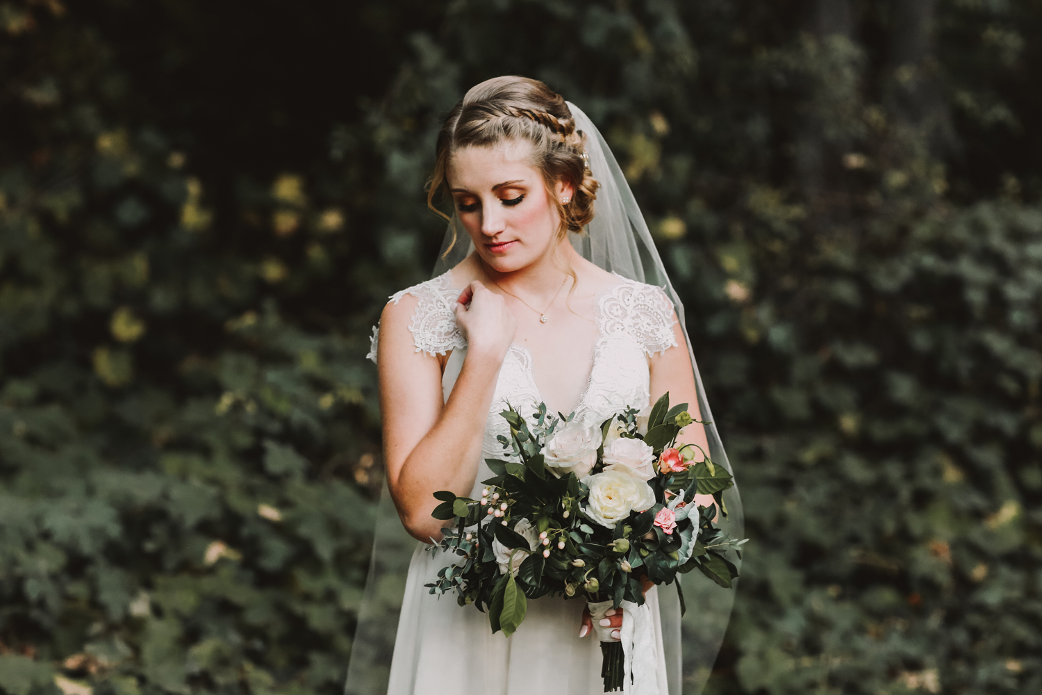 Lucky Day Events Co. // Calamigos Ranch Wedding // Forestry Films // Moody Dusty Rose Copper Romantic Wedding // Vintage Wedding