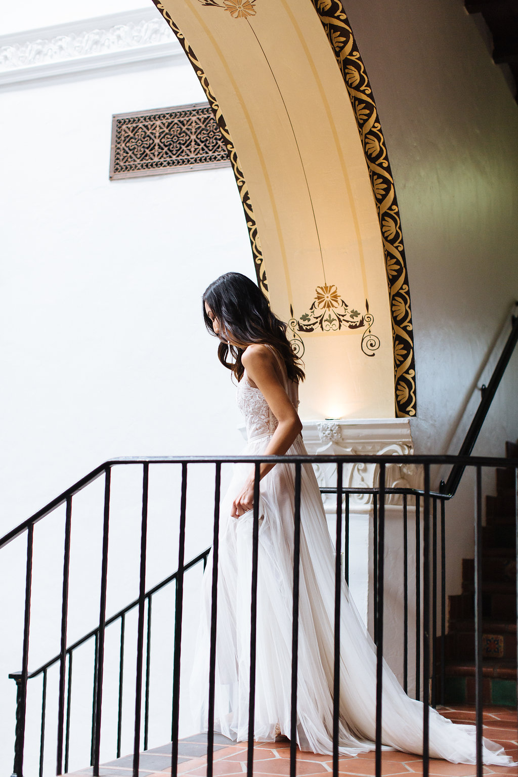 Lucky Day Events Company // Ebell Long Beach // Modern Wedding