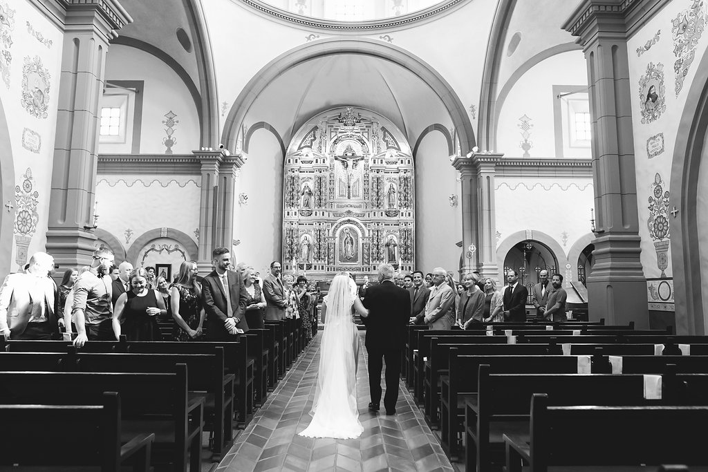 Taylor + Mark // Garden Wedding // Alyssa Marie Photography // Lucky Day Events Co. // Franciscan Gardens