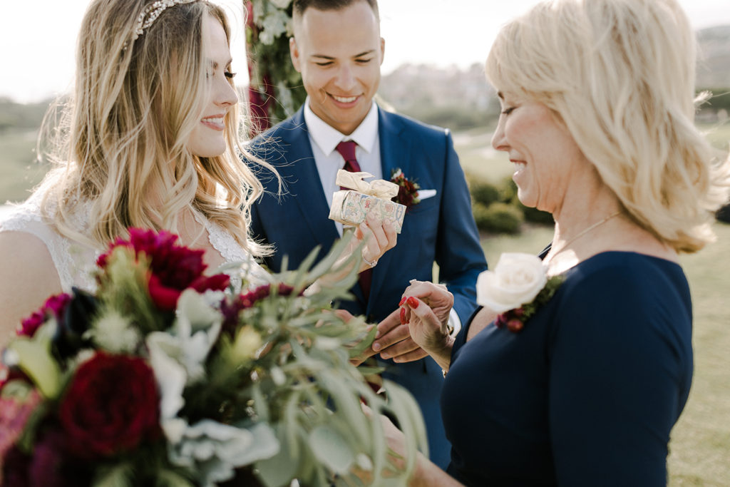 How to have the budget talk with your families for your wedding