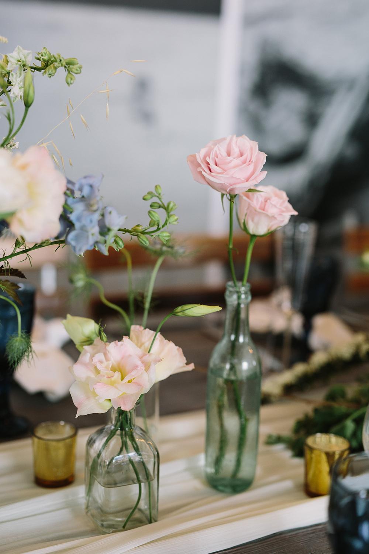 bud vases wedding