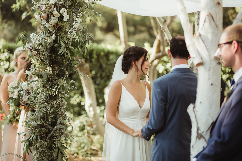 Al Fresco Wedding / Backyard Wedding / Archive Rentals / Layered Vintage / Los Angeles Wedding