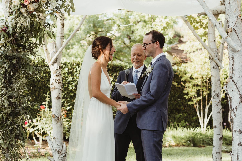 Tori + Jake // La Canada Estate Wedding // Al Fresco Wedding // Hannah Costello Photography // Lucky Day Events Co. // Layered Vintage // AMIHO // Barcon // Archive Rentals
