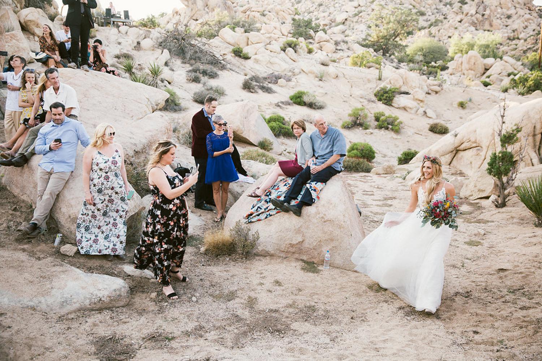alternative wedding seating