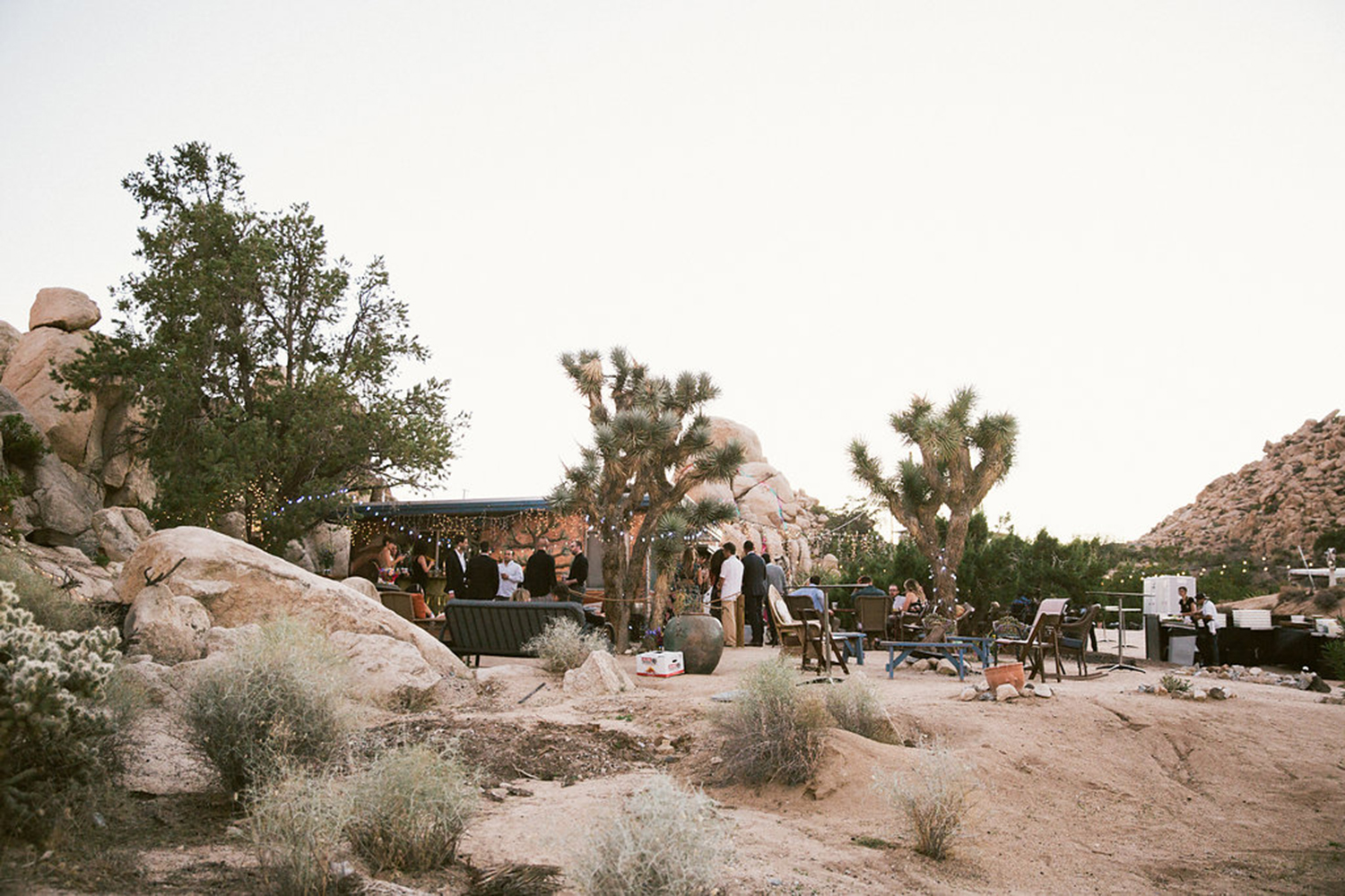 Kaede + Jason // Joshua Tree Wedding // Stefanie Vinsel Photography // Desert Boho Wedding Festival // Lucky Day Events Co. // Desert Wedding