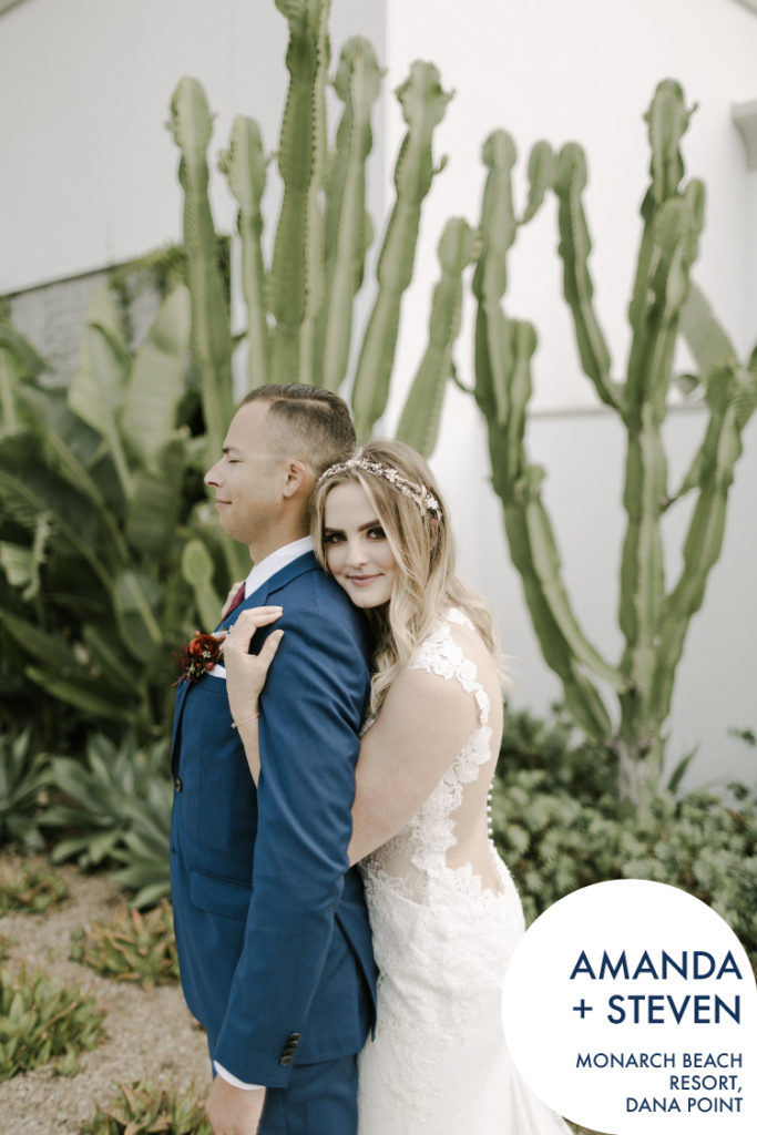 Gallery of Amanda + Steven's Monarch Beach Resort Wedding / Dana Point, CA / Morgan Hydinger Photo + Video / Lucky Day Events Co. / Merlot Marsala Moody Wedding / Greenery Wedding