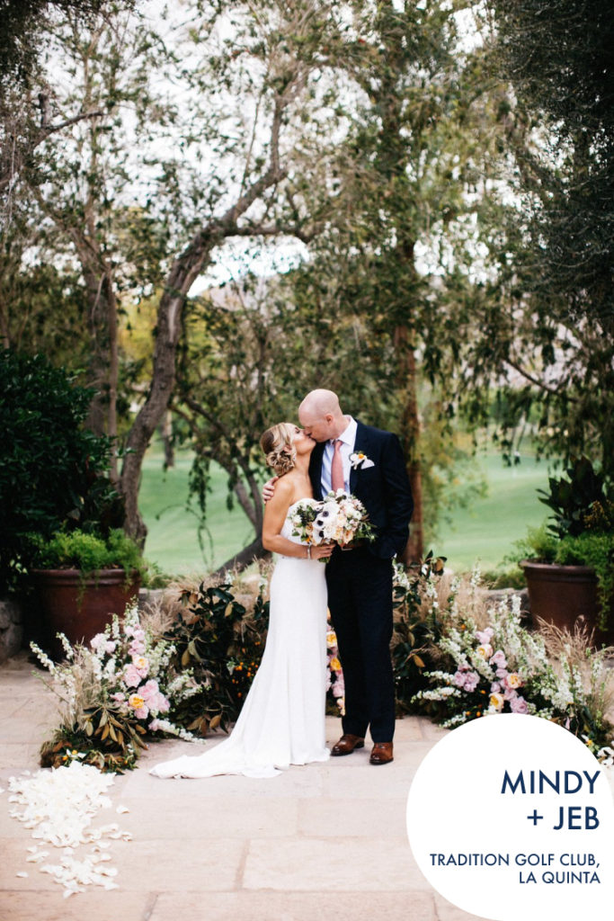 Gallery of Mindy + Jeb's Citrus La Quinta Wedding // Desert // Lucky Day Events Co. // Southern California Wedding Planners