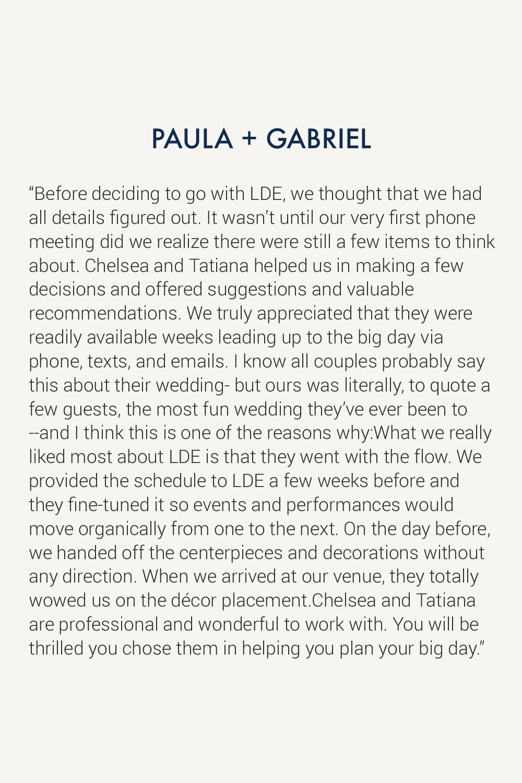 Calamigos Ranch Wedding / Green Wedding / Lucky Day Events Co