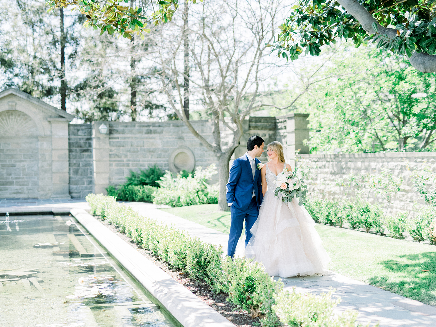 Romantic and Classic Greystone Mansion Wedding by Lucky Day Events Co. x Jordan Galindo Photography