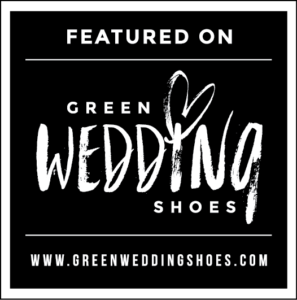 Lucky Day Events Co. Featured on Green Wedding Shoes Friends Theme Wedding