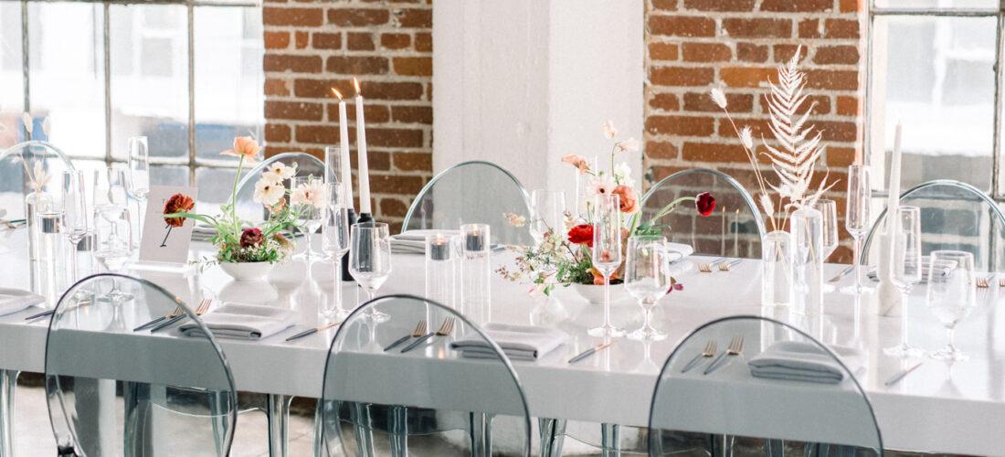 Ghose chair wedding