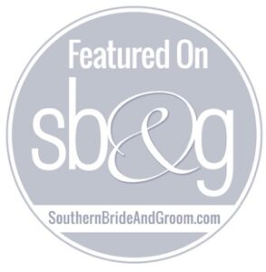 Southern Bride & Groom Featuring Lucky Day Events Co.