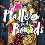 Platters and Boards book Christmas Gifts for her from Amazon