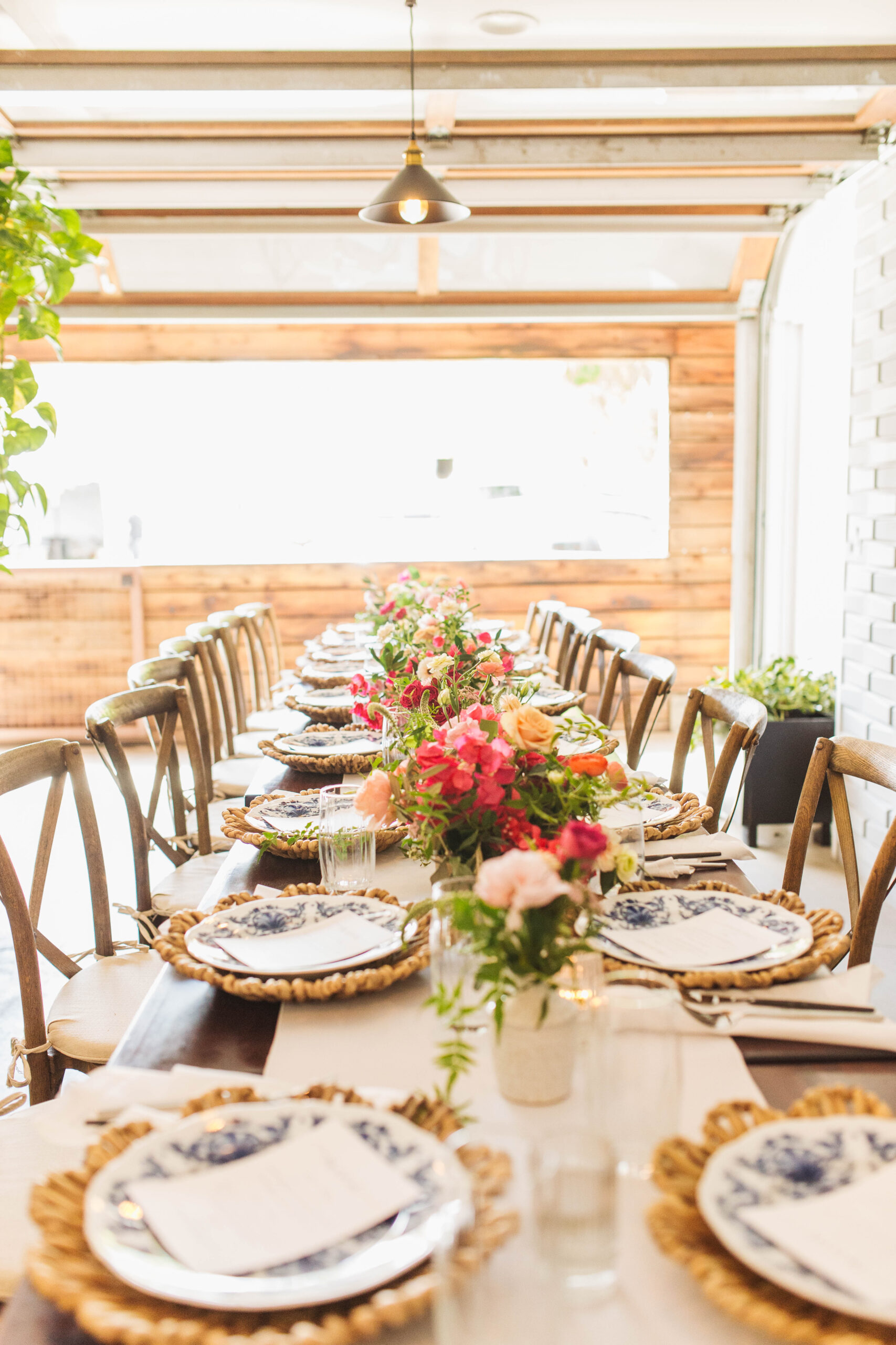 Greek Themed Bridal Shower by Lucky Day Events Co. / Blue and White Bridal Shower Inspiration / Mediterranean Bridal Shower