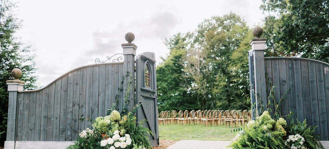 The Ridge Asheville Wedding