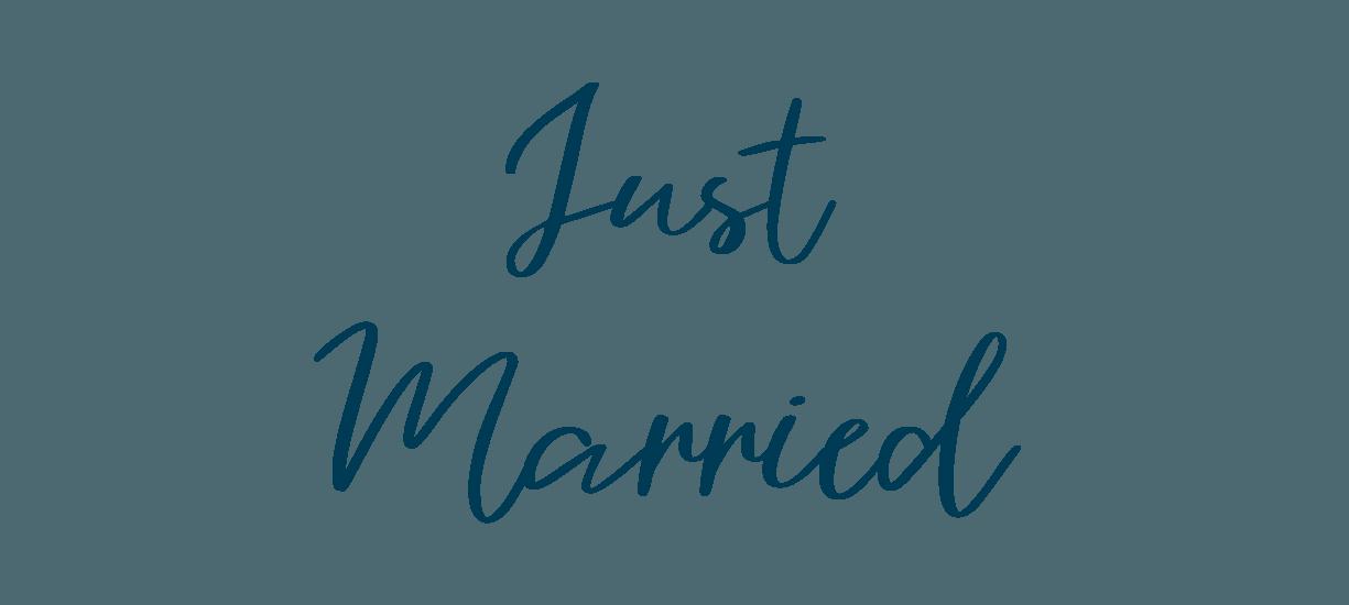 Just Married DIY SVG Files